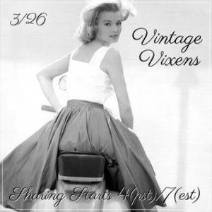 FRIDAY 3/26 Vintage Vixens Sign Up Sheet